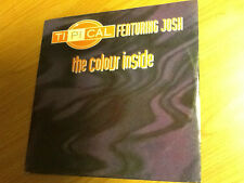 "12"" MIX TI.PI.CAL FEAT. JOSH THE COLOUR INSIDE LUP 009 VG+/EX- ITALY PS 1995 BXX"