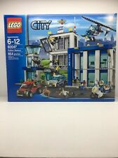 NEW & SEALED! LEGO City Police Station (60047)