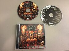 NAPALM DEATH The Code Is Red..Long Live The Code CD 2 Disc Set 2005 ENHANCED ECD