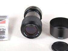 Tamron 70-210mm Adaptall 2 Macro Zoom Lens With Canon FD  lens Mount + Look!
