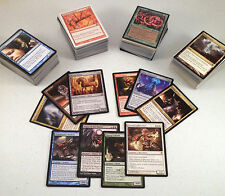 mtg Magic the Gathering 300 CARD LOT collection bulk cards dragon rare + mythic
