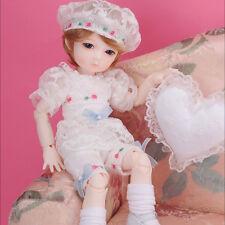 Dollmore 1/6 BJD Yosd Size Dear Doll Size - Dyllis Boy Set (White)