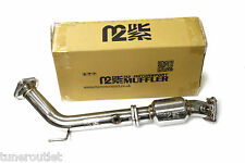 "M2 HONDA CIVIC 2.0 TYPE R EP3 EXHAUST DECAT PIPE CHEAT FRONT PIPE 2.5"" Y2845"