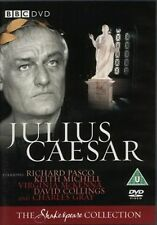 Julius Caesar - BBC Shakespeare Collection [DVD] Richard Pasco New and Sealed