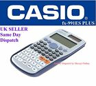 CASIO FX-991ES PLUS SCIENTIFIC CALCULATOR - for A-Level & GCSE's - Fast Shipping