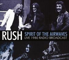 Spirit of the Airwaves by Rush (CD, Mar-2014, Chrome Dreams (USA))