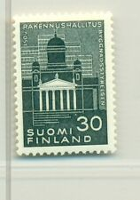 CHIESE - CHURCHES FINLAND 1961