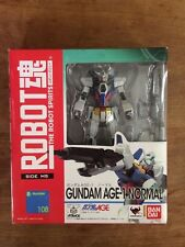 GUNDAM ACTION FIGURE AGE-1 NORMAL ROBOT SPIRITS COMPLETE IN BOX 108