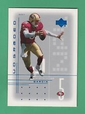 2001 Upper Deck UD Graded Jeff Garcia San Francisco 49ers #38