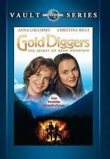 Gold Diggers - The Secret of Bear Mountain (DVD, 2014)