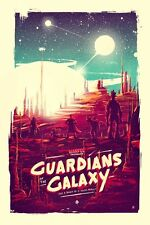 Guardians Of The Galaxy Fabric Art Cloth Poster 36inch x 24inch Decor 13