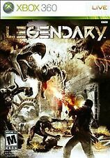 Legendary - Xbox 360 WITH CASE