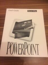Microsoft Office PowerPoint Manual