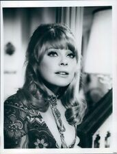 1971 Pretty Actress Elke Sommer in Comedy Playhouse TV Show Press Photo