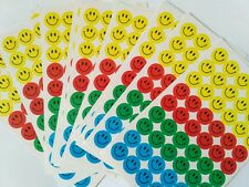 Lot DE 54 STICKERS SMILEY Autocollants Sourire Emoji Stickers 1 psc