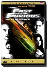 The Fast and the Furious - Collector's Edition mit Paul Walker !! NEUWARE !!