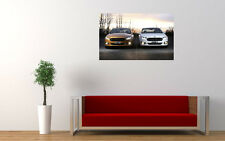 2016 FORD FALCON XR8 SPRINT 2 NEW GIANT LARGE ART PRINT POSTER PICTURE WALL