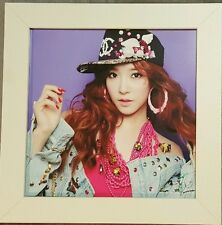 SNSD Girls' Generation Tiffany I Got a Boy Official Everysing Photo Frame Signed