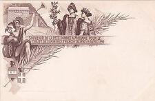 FRANCE / ITALY - Souvenir de la Fete Donnée a Modane, Traite de Commerce 1899