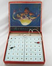 Superbe vintage chad valley askalite electric oracle jeu 1950 magic oui-ja