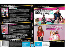 Angus Thongs And Perfect Snogging-2008-Georgia Groome/Mean Girls-2004- Movie-DVD