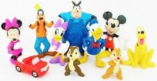 MICKEY MOUSE CLUBHOUSE Figure Set DISNEY PVC TOY Cake Topper MINNIE Pete DAISY!