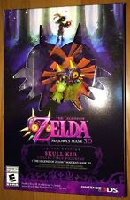 3DS Legend of Zelda: Majora's Mask 3D - Limited Edition (NEW sealed)