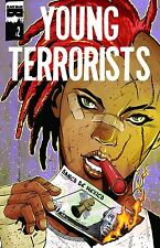 YOUNG TERRORISTS 2 1st PRINT NM BLACK MASK