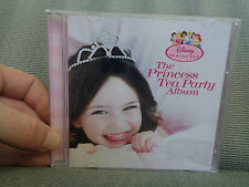 DISNEY_The Princess Tea Party Album_used CD_ships from AUSTRALIA_A5