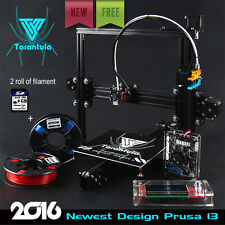 Tarantula i3 3D Printer DIY Kit w/auto-leveling/Large Bed/SD-Card Reader Bundle