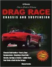 Drag Race Chassis Suspension Handbook FUNNY CAR FRAME DESIGN WORKSHOP MANUAL