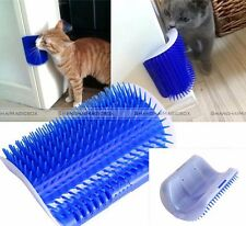 Cat Self Groomer Pet Supplies Cat Grooming Brush Durable Wall Corner