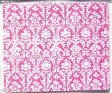 New BAROQUE DAMASK ROYALTY Pink Mouse Pad