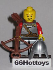 LEGO Kingdoms 7946 Archer Minifigure New