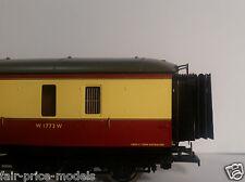 12 x Hornby Hawksworth Bellows Corridor Connectors 00 Gauge 4mm Scale