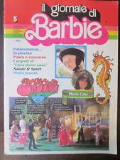 Il Giornale di Barbie - n. 5 - agosto 1982-collezionismo-Mattel-Ken-giocattoli