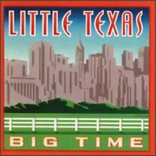 Big Time - Little Texas (1993, CD NEUF) CD-R