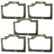 5x HQRP Gasket Air Filters for Homelite 330 UT-10540 UT-10575 UT-10592 UT-10593