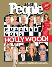 The People Puzzler Goes Hollywood! by People Magazine Editors (2010, Paperback)