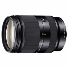 Sony E 18-200mm F3.5-6.3 OSS LE Lens Black 18-200 F/3.5-6.3 SEL18200LE ~ NEW