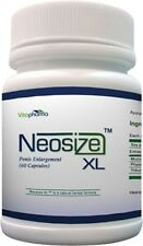"NeoSize XL HERBAL PENIS 3"" ENLARGEMENT LONG INCREASE LENGTH PENIS HARD ERECTION"