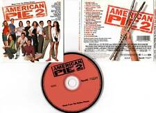 AMERICAN PIE 2 - Hannigan (CD BOF/OST) Blink 182,Green Day,Sum 41,Lucia 2001