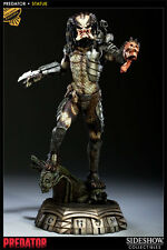 SIDESHOW EXCLUSIVE PREDATOR: POLYSTONE STATUE~MAQUETTE Lt. to #/750!! BUST