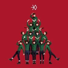 EXO - [MIRACLES in DECEMBER] CHINESE Ver Winter Album CD+Snowball Pop-up Sealed