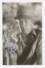 PAUL FREEMAN Signed 6x4 Photo INDIANA JONES RAIDERS OF THE LOST ARC COA
