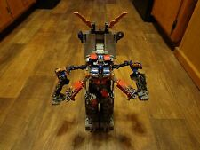 HASBRO--TRANSFORMERS DARK OF THE MOON--ULTIMATE OPTIMUS PRIME FIGURE (LOOK)