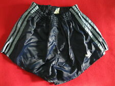 ADIDAS SHORTS Glanz Sprinter D8 Nylon Shiny Racer Retro Vintage Sporthose gay XL