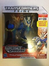 Transformers Prime Robots in Disguise RID Voyager Class Thundertron