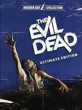 Evil Dead: Anniversary Edition (2007, DVD NEUF) Ultimate ED.3 DISC SET