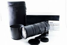 Verygood   Sigma DG 150-500mm F/5 - 6.3 APO HSM Lens for Canon
